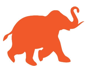 Why there's an elephant on our logo