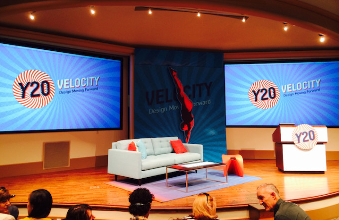 Y20 Conference stage