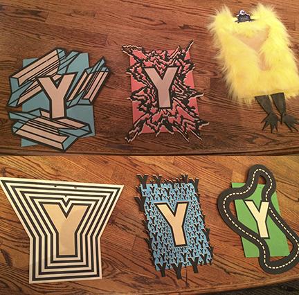 Y20 clipboards